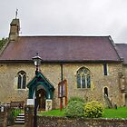 St .ThomasThe Apostle, Old Bedhampton by lezvee