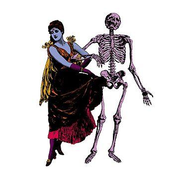 Danse Macabre by Szindbad