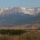 Rocky Mountains by Tim Yuan