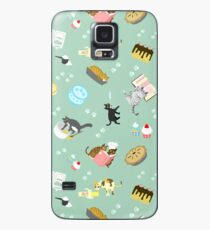 Cats Baking Cakes and other Sweets Case/Skin for Samsung Galaxy