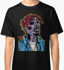 2Pac Infected  Classic T-Shirt