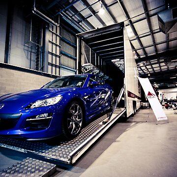 Mazda RX-8 by occxlr8ed