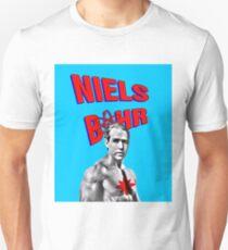 Niels Bohr Superhero Unisex T-Shirt