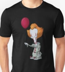 Roger as Pennywise Unisex T-Shirt