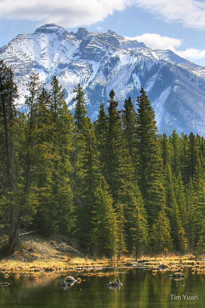 Banff by Tim Yuan