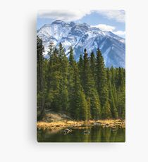 Banff Canvas Print