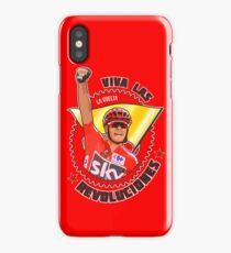 Viva Las Revoluciones - Chris Froome La Vuelta iPhone Case/Skin