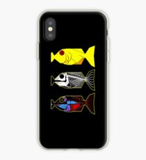 The Hitchhikers Guide to the Galaxy - 3 Babel Fish iPhone Case