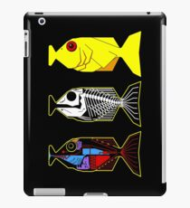 The Hitchhikers Guide to the Galaxy - 3 Babel Fish iPad Case/Skin