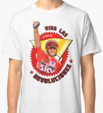 Viva Las Revoluciones - Chris Froome La Vuelta Classic T-Shirt