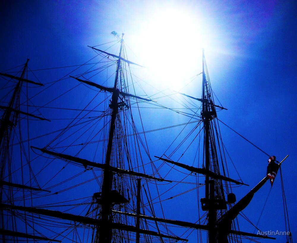 Masts to the sun by AustinAnne