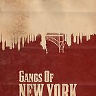 Gangs Of New York by Mike Taylor