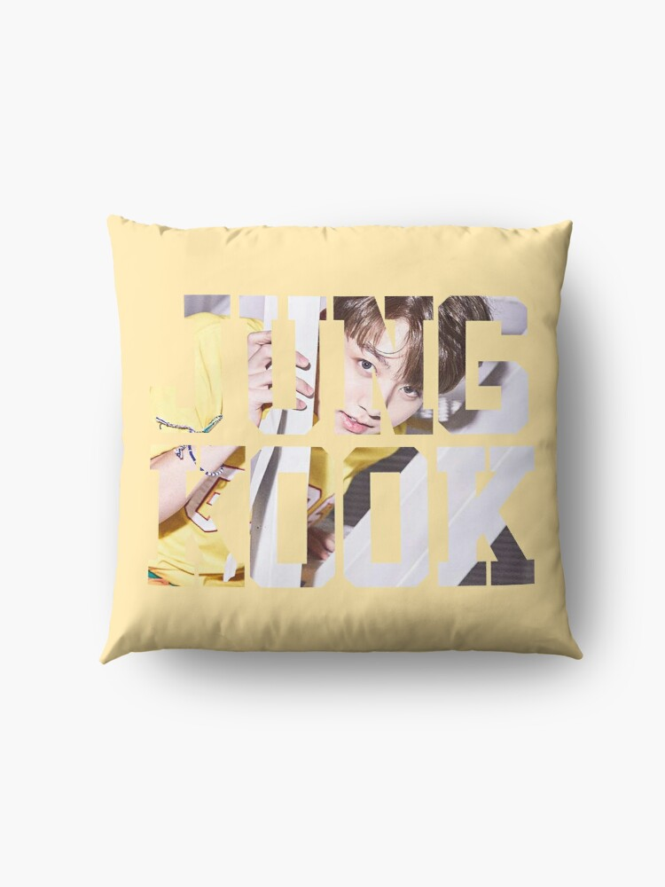 Bts jungkook love yourself floor pillows by nurfzr redbubble bts jungkook love yourself by nurfzr solutioingenieria Images