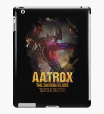 League of Legends AATROX - The Darkin Blade iPad Case/Skin