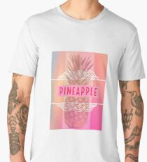 Pineapple  Men's Premium T-Shirt