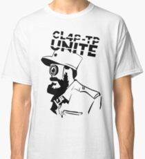ClapTrap Fidel Castro - Borderlands (New Robot Revolution) Classic T-Shirt