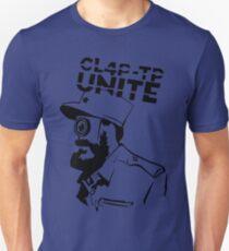 ClapTrap Fidel Castro - Borderlands (New Robot Revolution) T-Shirt