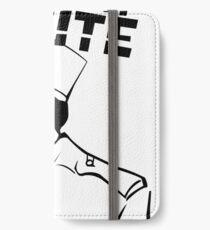 ClapTrap Fidel Castro - Borderlands (New Robot Revolution) iPhone Wallet/Case/Skin