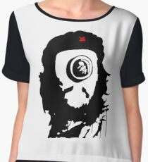 ClapTrap Che Guevara - Borderlands (New Robot Revolution) Chiffon Top