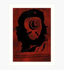 ClapTrap Che Guevara - Borderlands (New Robot Revolution) Art Print