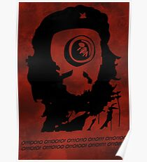 ClapTrap Che Guevara - Borderlands (New Robot Revolution) Poster