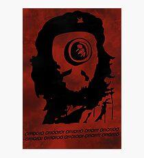 ClapTrap Che Guevara - Borderlands (New Robot Revolution) Photographic Print