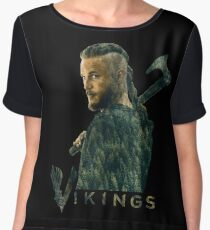 Ragnar 2 - Vikings Women's Chiffon Top