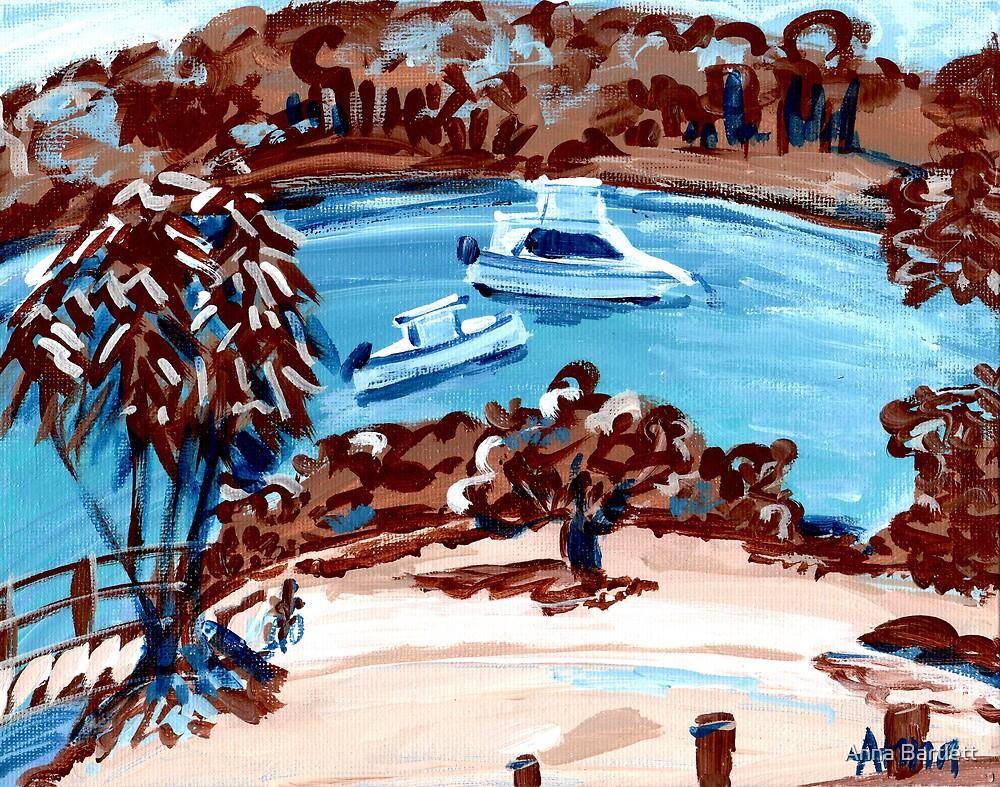 Curving the Horizon by Anna Bartlett