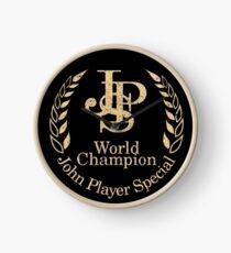 John Player Special Racing - World Champions  Clock