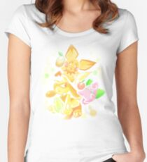 Fruity Shinies Women's Fitted Scoop T-Shirt