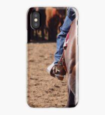Simplistic stockwork iPhone Case/Skin