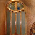 Casa Battlò door by jon  daly