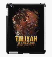 League of Legends TALIYAH - The Stoneweaver iPad Case/Skin