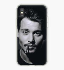 Johnny Depp iPhone Case