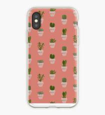 Cacti & Succulent  iPhone Case