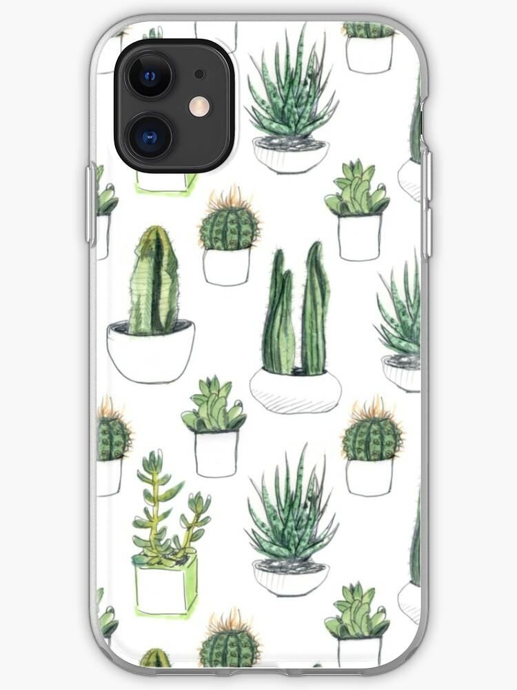 fundas iphone cactus