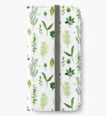 Leaves iPhone Wallet/Case/Skin
