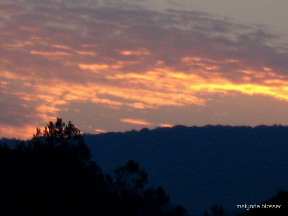 sunrise by melynda blosser