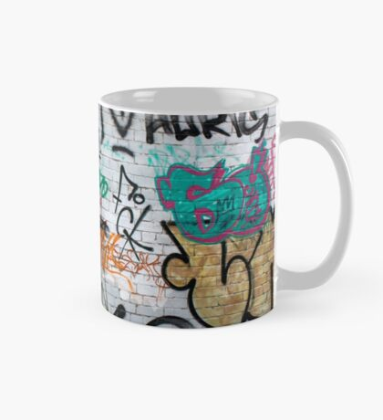 Friday Street Graffiti 5 Mug