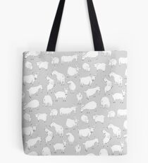 Charity Fundraiser - Grey  Goats Tote Bag