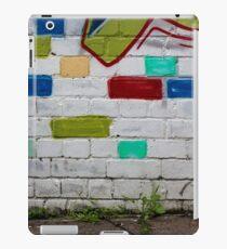 Friday Street Graffiti 7 iPad Case/Skin