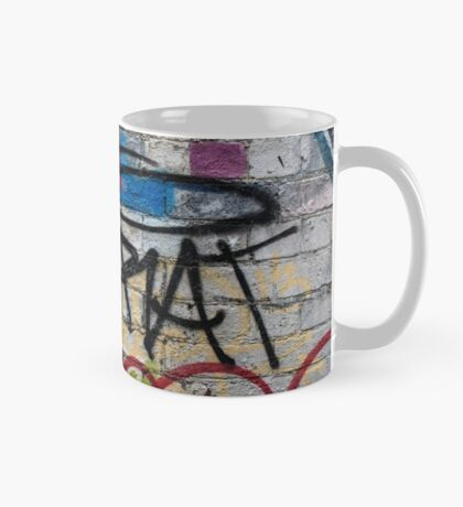 Friday Street Graffiti 8 Mug