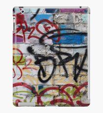 Friday Street Graffiti 8 iPad Case/Skin
