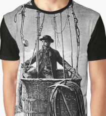 Historical hot-air balloon Graphic T-Shirt