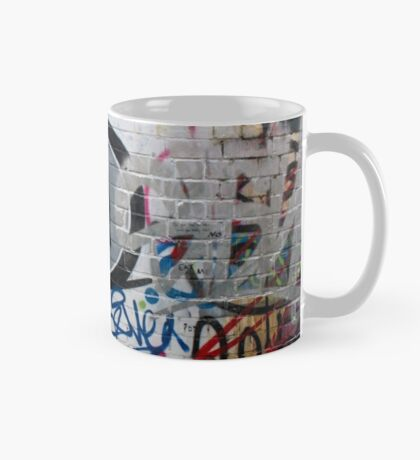 Friday Street Graffiti 10 Mug