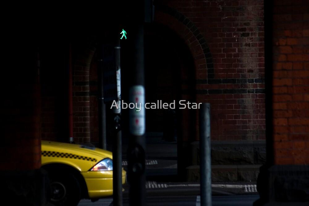 Go by A boy called Star