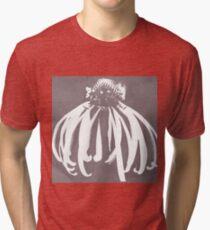 Cone Flower Tri-blend T-Shirt