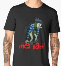 THE BATH (SATURNZ BARZ MURDOC MEME) Men's Premium T-Shirt