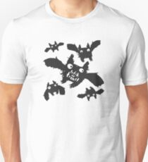 Trick or Treat and Doodle Bats T-Shirt