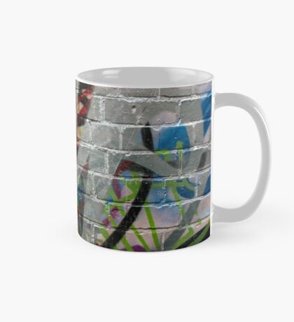 Friday Street Graffiti 11 Mug